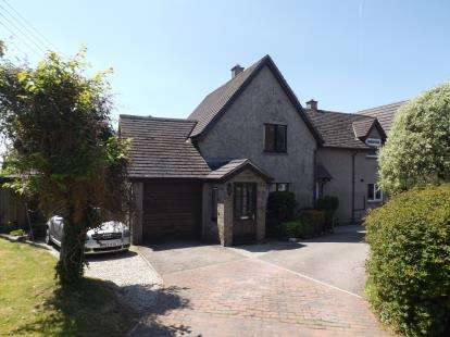 2 Bedrooms Semi Detached House for sale in Grenofen, Tavistock