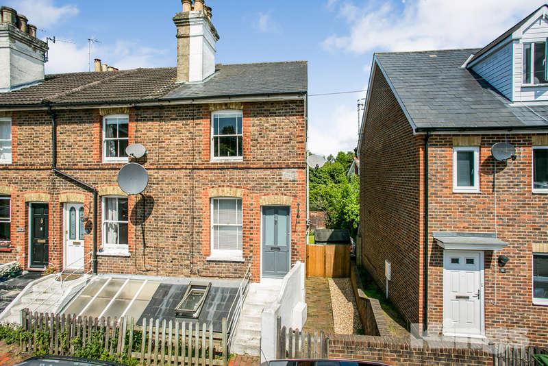 3 Bedrooms End Of Terrace House for sale in Rochdale Road, Tunbridge Wells