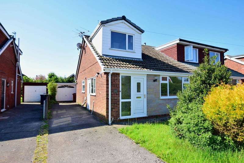3 Bedrooms Semi Detached House for sale in Wades Croft, Preston