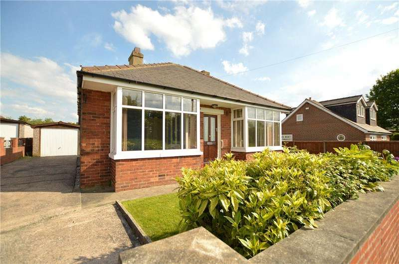 2 Bedrooms Detached Bungalow for sale in Moorside Road, Drighlington, Bradford