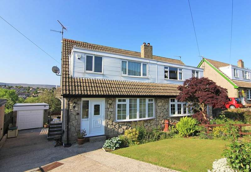 3 Bedrooms Semi Detached House for sale in 53 Hurrs Road, Skipton,