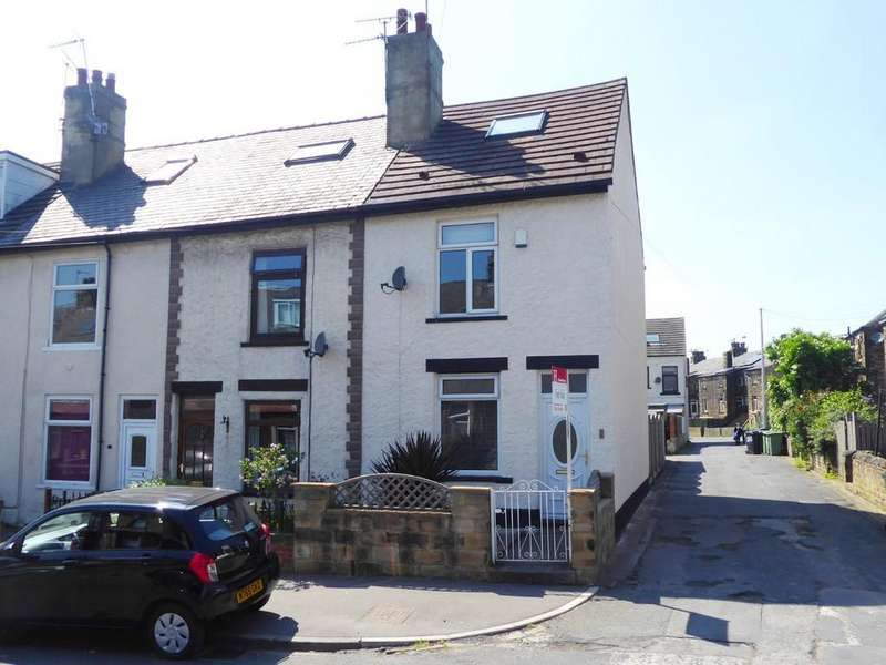2 Bedrooms Town House for sale in Woodlands Terrace, Stanningley