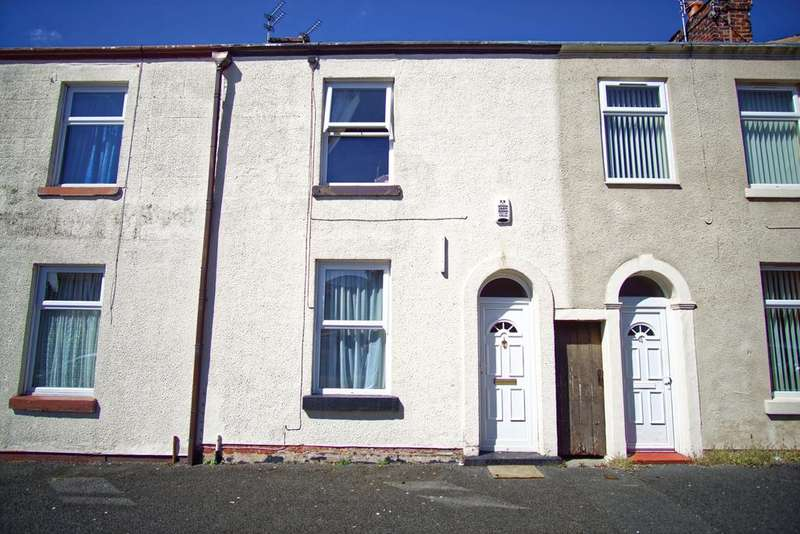 2 Bedrooms Terraced House for sale in 2 Bedroom House for Sale in Abbey Street, Ashton
