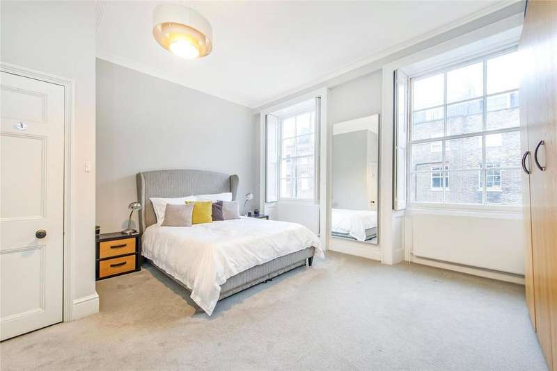 2 Bedrooms Flat for sale in Harley Street, London