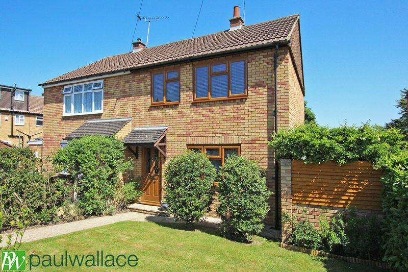 3 Bedrooms Semi Detached House for sale in Palmers Grove, Nazeing