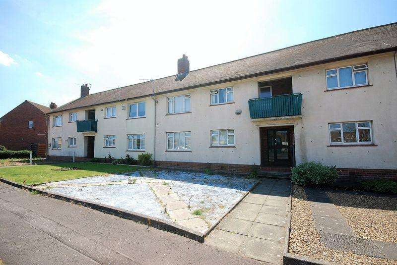1 Bedroom Ground Flat for sale in 41A Annpit Road, Ayr, KA8 9DB