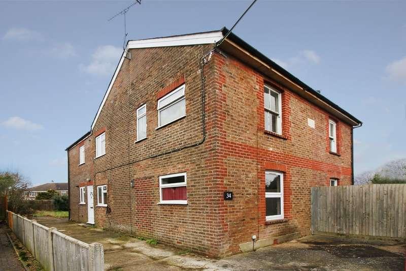 3 Bedrooms Maisonette Flat for sale in Western Road, Hurstpierpoint