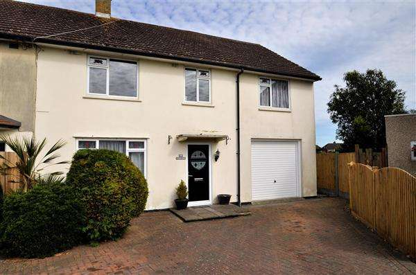 4 Bedrooms End Of Terrace House for sale in ASHFORD TN23