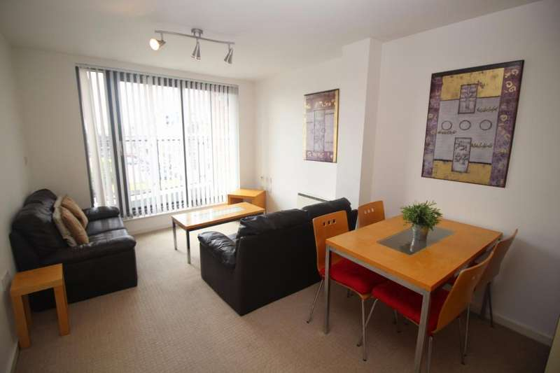 2 Bedrooms Apartment Flat for sale in City Gate 2, 3 Blantyre Street, Castlefield, Manchester, M15