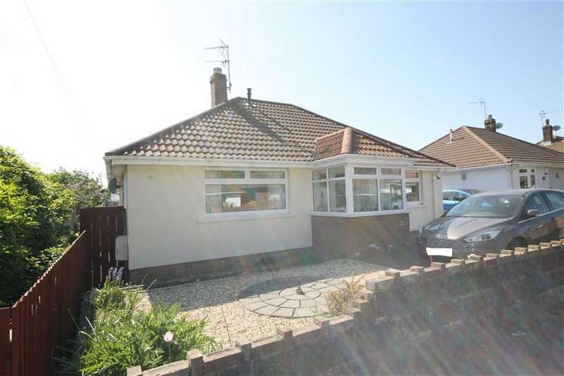 2 Bedrooms Detached Bungalow for sale in Lon Uchaf Bondfield Park, Caerphilly, CF83