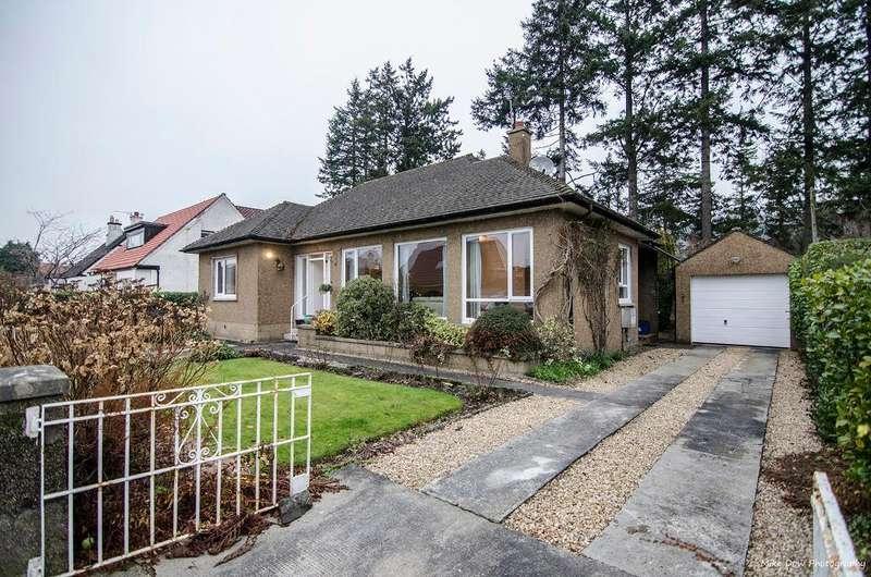 2 Bedrooms Detached House for sale in Anne Drive, Bridge of Allan, Stirling, FK9 4NR