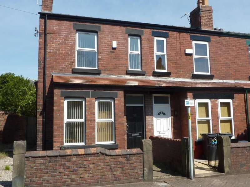 5 Bedrooms Semi Detached House for sale in Chapel Street, Ormskirk