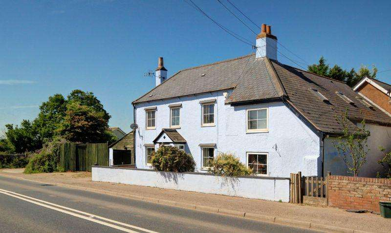 5 Bedrooms Cottage House for sale in Sidmouth Road, Farringdon, Exeter