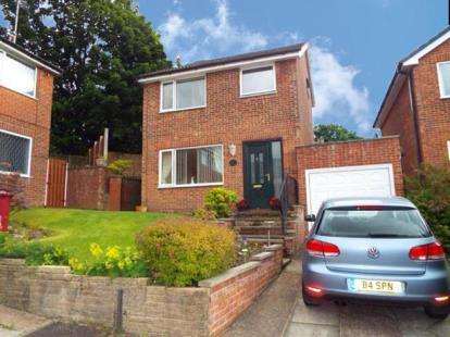 House for sale in Falcon Close, Lammack, Blackburn, Lancashire