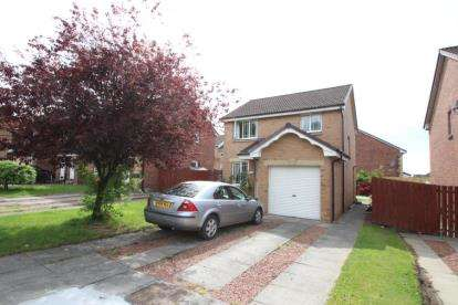 3 Bedrooms Detached House for sale in Croftspar Grove, Glasgow