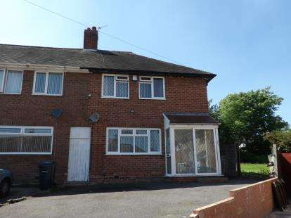 3 Bedrooms End Of Terrace House for sale in Penshaw Grove, Moseley, Birmingham, West Midlands