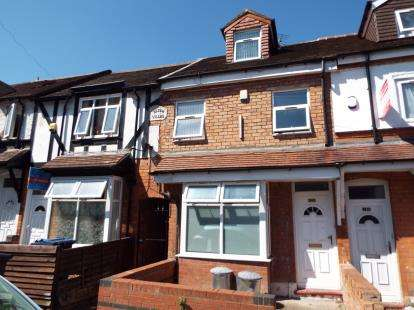 3 Bedrooms Terraced House for sale in Rookery Road, Selly Oak, Birmingham, West Midlands