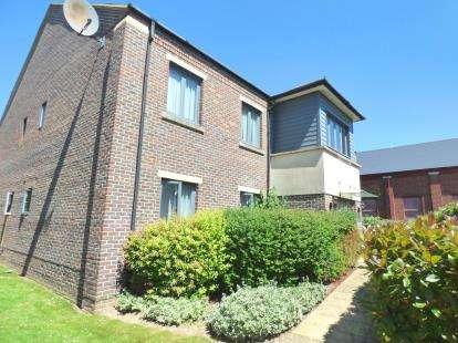 1 Bedroom Flat for sale in 91 Heritage Way, Gosport, Hampshire