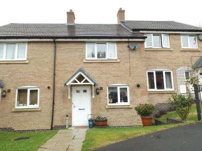 3 Bedrooms Terraced House for sale in Masson Hill View, Matlock, Derbyshire