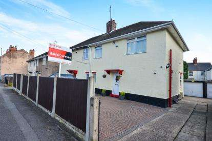 3 Bedrooms Semi Detached House for sale in Thornton Street, Sutton-In-Ashfield, Nottinghamshire, Notts
