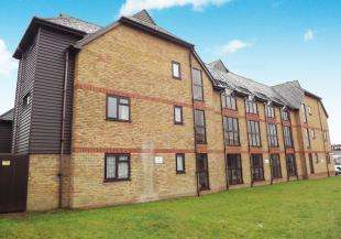 1 Bedroom Flat for sale in Echo House, Canterbury Road, Sittingbourne