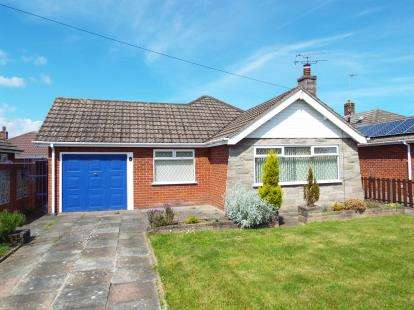 3 Bedrooms Bungalow for sale in The Ridings, Saughall, Chester, Cheshire, CH1