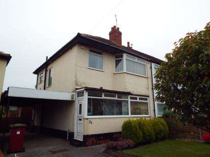 3 Bedrooms End Of Terrace House for sale in Collins Avenue, Blackpool, Lancashire, FY2