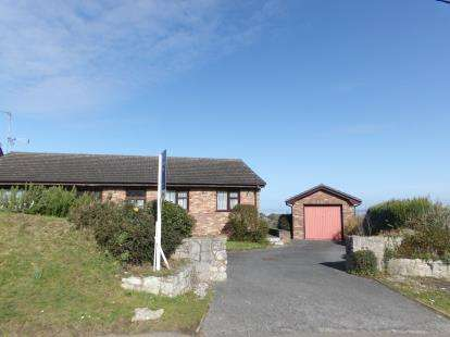 3 Bedrooms Bungalow for sale in Allt Y Golch, Carmel, Holywell, Flintshire, CH8