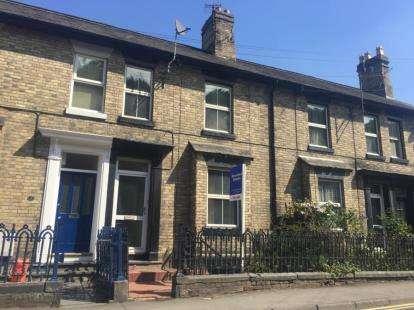 3 Bedrooms Terraced House for sale in Glyndwr Terrace, Corwen, Denbighshire, LL21