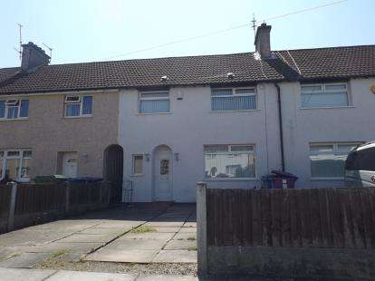 3 Bedrooms Terraced House for sale in Scarisbrick Drive, Norris Green, Liverpool, Mersyside, L11