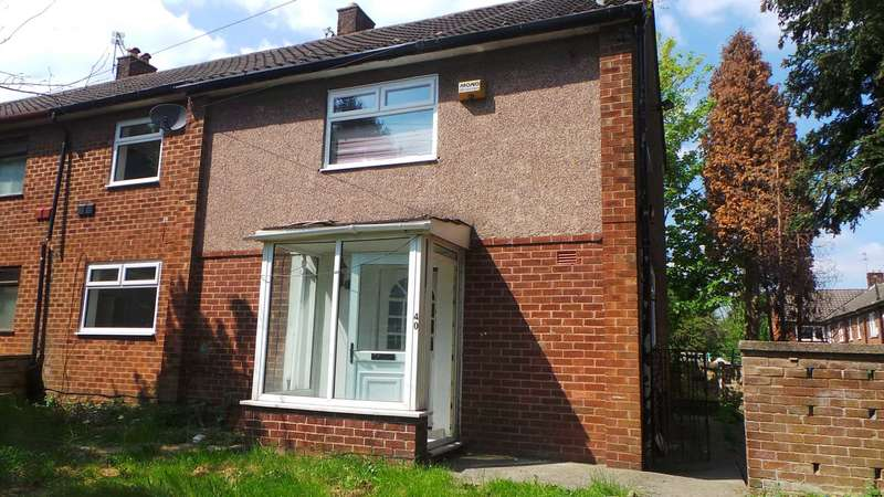 4 Bedrooms Semi Detached House for sale in Greatfield Road, Wythenshaw