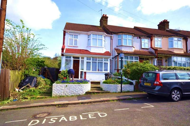 3 Bedrooms End Of Terrace House for sale in Thornton Heath, Surrey CR7
