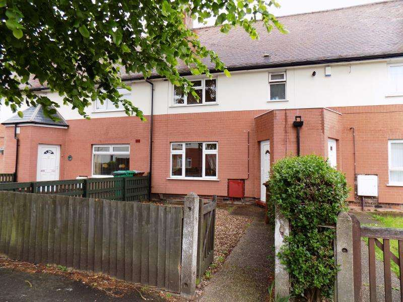 3 Bedrooms Terraced House for sale in Longford Crescent, Bulwell, Nottingham