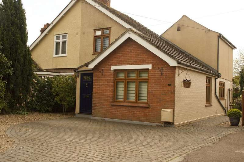 3 Bedrooms Semi Detached House for sale in Rectory Road, Wivenhoe CO7