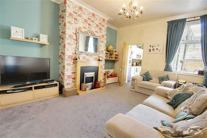 2 Bedrooms Flat for sale in Candlish Street, South Shields, Tyne And Wear