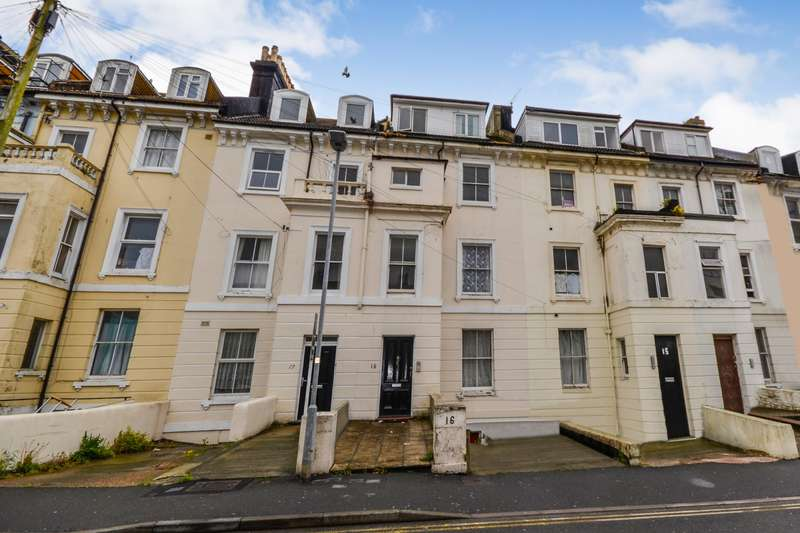 2 Bedrooms Flat for sale in Devonshire Road, Hastings, TN34