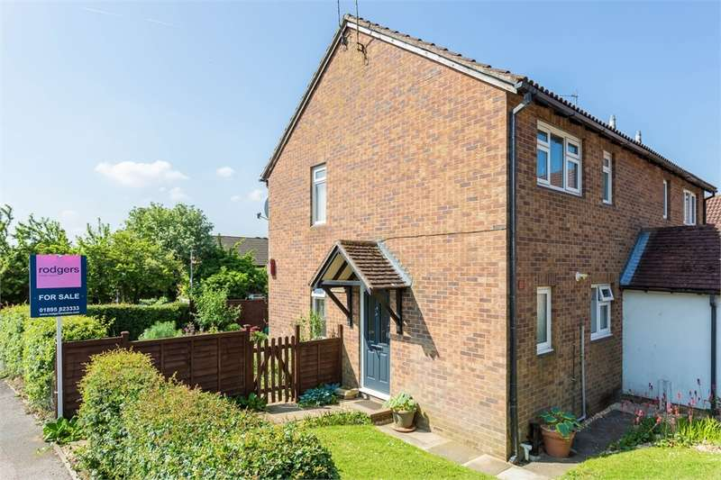 1 Bedroom Maisonette Flat for sale in Sedley Grove, Harefield, Middlesex