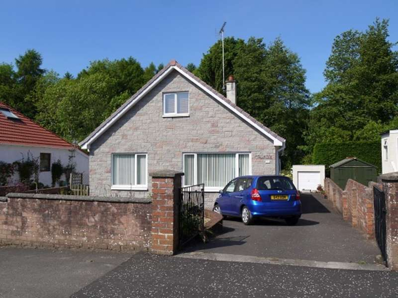 4 Bedrooms Detached Bungalow for sale in Whinhill Road, Ayr, KA7