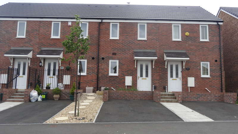 2 Bedrooms Link Detached House for sale in Clos Maes Dyfan, Barry