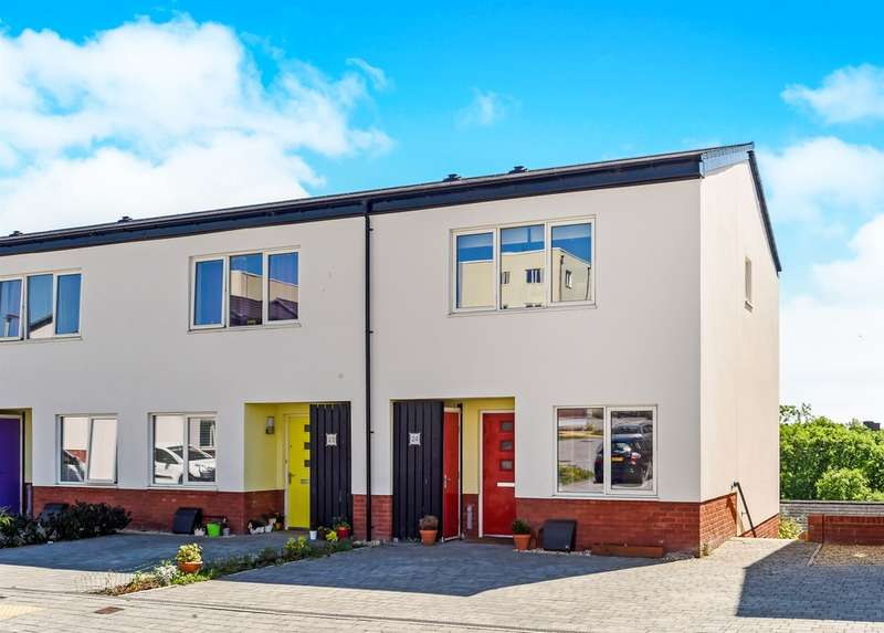 3 Bedrooms End Of Terrace House for sale in Trem Elai, Penarth