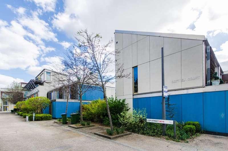 2 Bedrooms Flat for sale in Hop Street, Greenwich, SE10