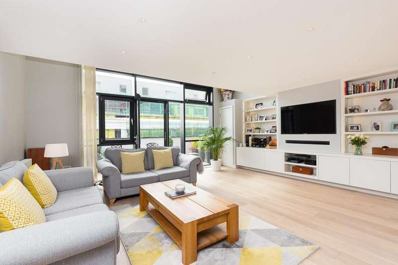 2 Bedrooms Block Of Apartments Flat for sale in Issigonis House, Cowley Road, London W3