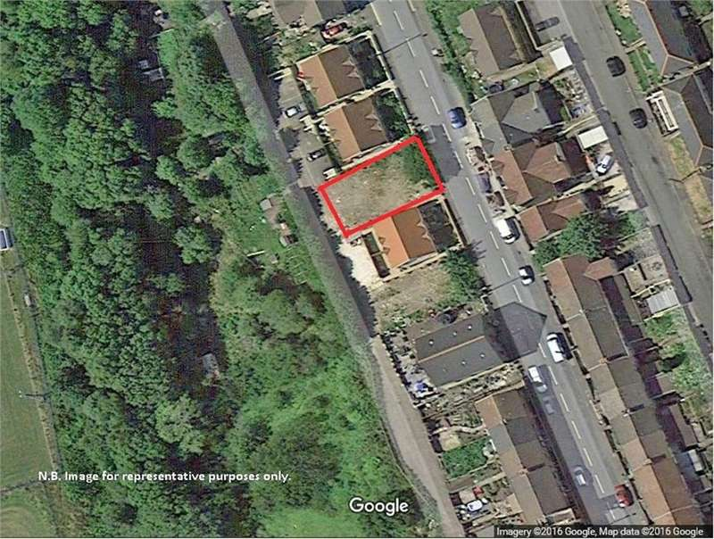 Plot Commercial for sale in Caerphilly Road, Senghenydd, CF83