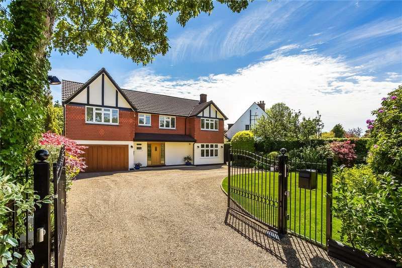 5 Bedrooms Detached House for sale in Redvers Road, Warlingham, Surrey, CR6