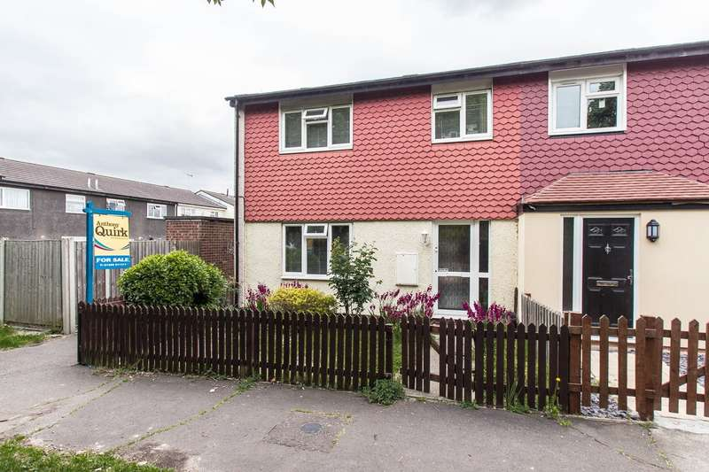 3 Bedrooms Semi Detached House for sale in Tyefields, Pitsea, Basildon, SS13