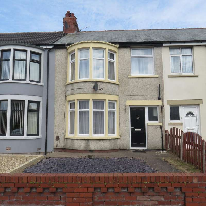 3 Bedrooms Terraced House for sale in PARK ROAD, BLACKPOOL FY1
