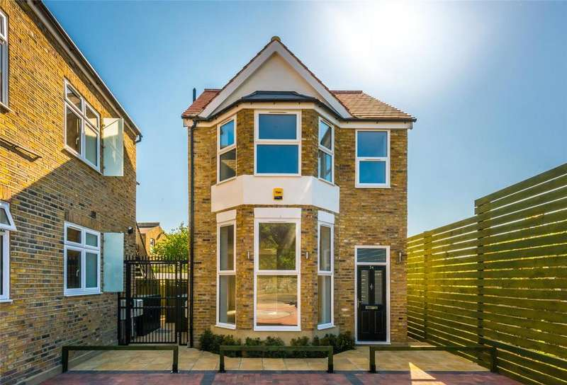 3 Bedrooms Detached House for sale in Wrottesley Road, London, NW10