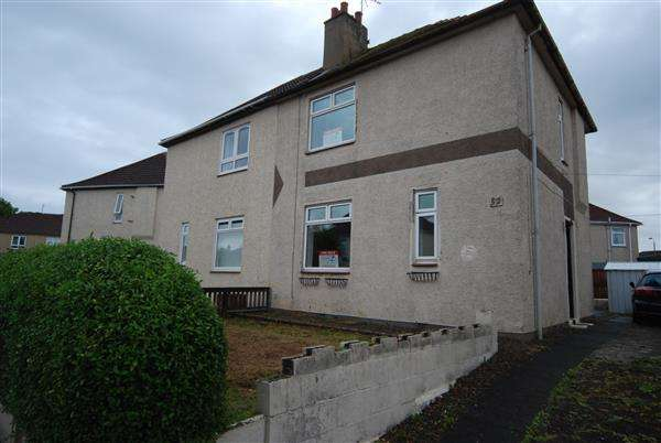 3 Bedrooms Semi Detached House for sale in Wallace Avenue, Stevenston