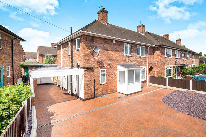 3 Bedrooms Semi Detached House for sale in Southfield Road, Nottingham, NG8