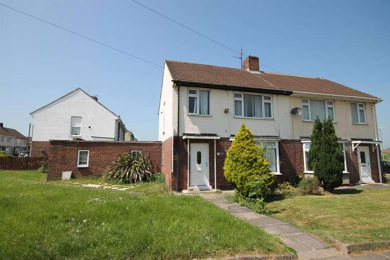 3 Bedrooms Semi Detached House for sale in Ravenscar Crescent, Roseworth, Stockton-On-Tees